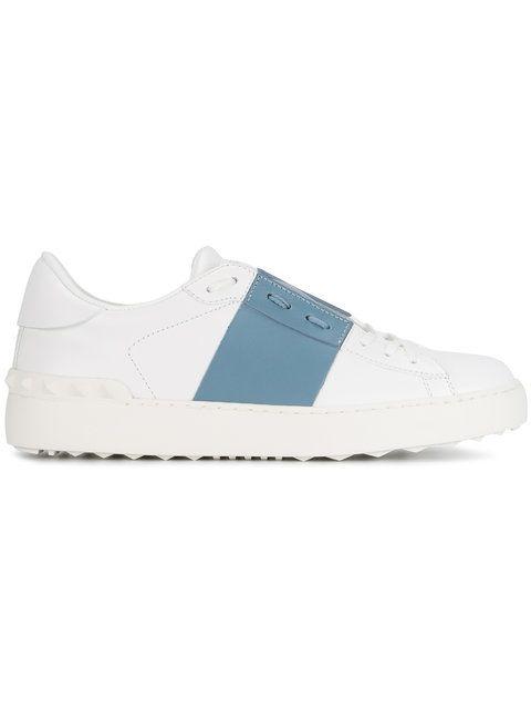 Shop Valentino Valentino Garavani Open sneakers.