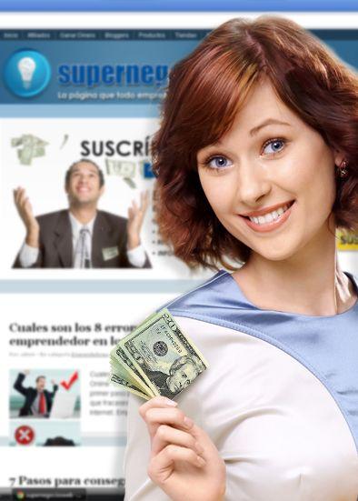 3 Formas de ganar dinero por Internet con tu página Web o con tu Blog