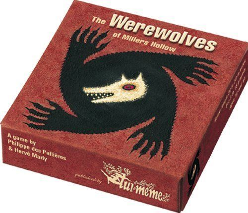 Werewolves of Millers Hollow - NEW in Toys & Games, Games, Board & Traditional Games | eBay