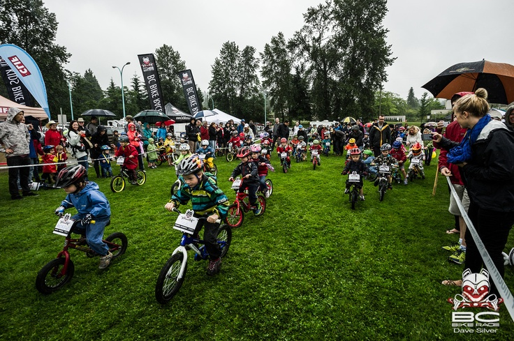 2012 BC Bike Race & Adera KIDS RACE! | Dave Silver Photography
