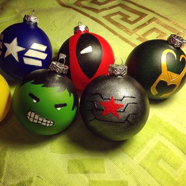 13 best Superhero christmas tree... images on Pinterest ...