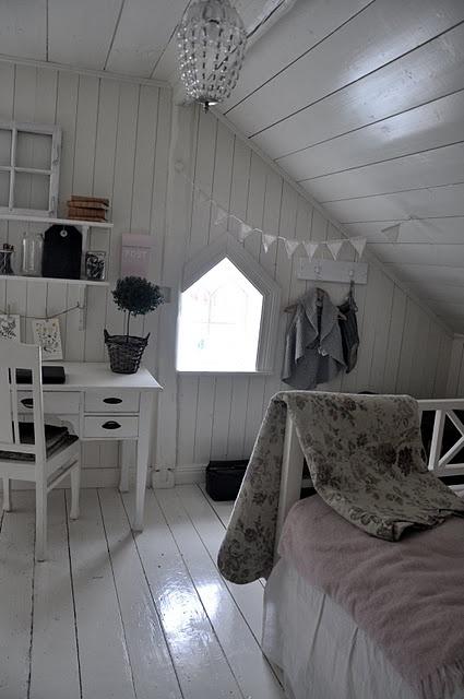 Schwedischer Shabby Chic Blog