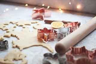 Christmas Sugar Cookies | Zoella | Beauty, Fashion & Lifestyle Blog | Bloglovin'