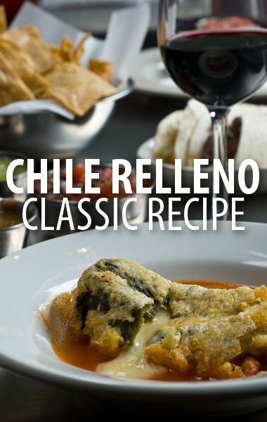 Make classic Tex-Mex Chile Rellenos at home with Michael Symon's recipe from The Chew. Just make sure you don't rinse the roasted peppers to peel them! http://www.recapo.com/the-chew/the-chew-recipes/chew-tex-mex-takeover-michael-symon-chile-rellenos-recipe/