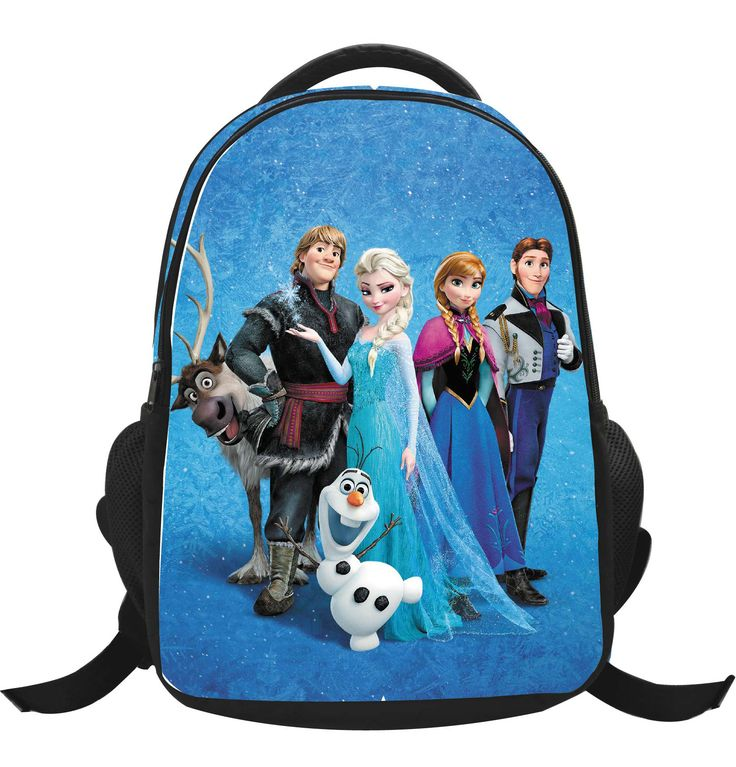 33 best Frozen Elsa and Anna school bags for kids images ...
