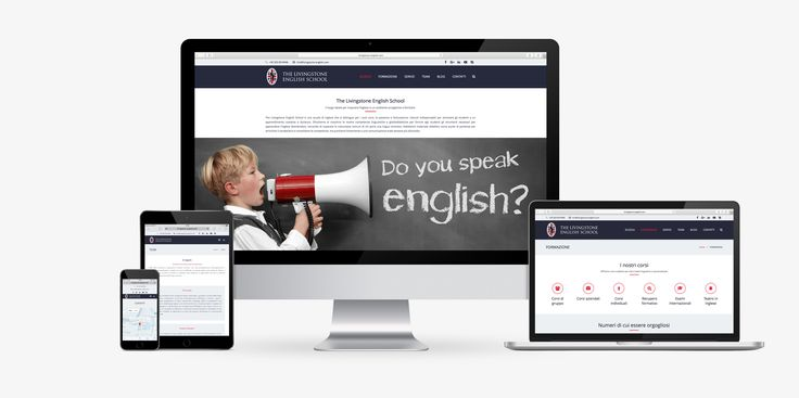 Realizzazione del nuovo sito web per la scuola di inglese The Livingstone English School di Pontedera (Pi)   Web agency | www.tagcommunication.it  #TagCommunication #marketing #communication #webagency #webdesign #restyling #responsive #SEO #TheLivingstoneEnglishSchool #englishschool #Pontedera #Pisa