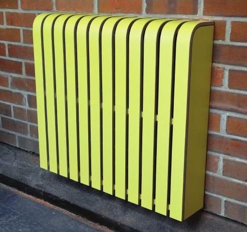 Cool Radiators? It's Covered! | www.coolradiatorscovered.com | Stylish | Elegant | Intelligent | Radiator | Cover Solution | Yellow #ClippedOnIssuu from Warehouse home Issue Two