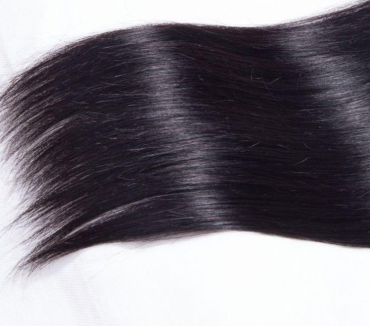 Hair 1pc Malaysian Straight Hair Natural Color Non-Remy Hair Weave Bund-04    https://www.sishair.com/