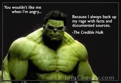 Credible Hulk..: Smartquotes