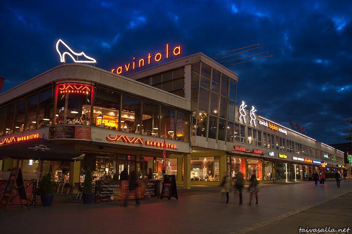 Lasipalatsi, Helsinki taivasalla.net - syyskuu 2012