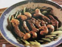 La Cucina Cinese: Manzo in salsa d'ostriche
