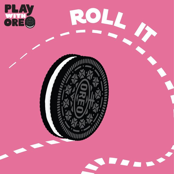 To see how far you can go with an Oreo, visit https://www.playwithoreo.com/