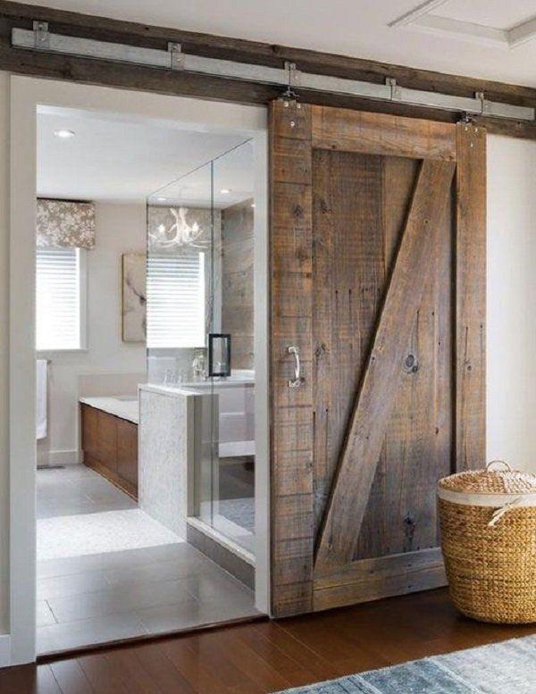 25 Ideas De Puertas Interiores Para El Hogar17