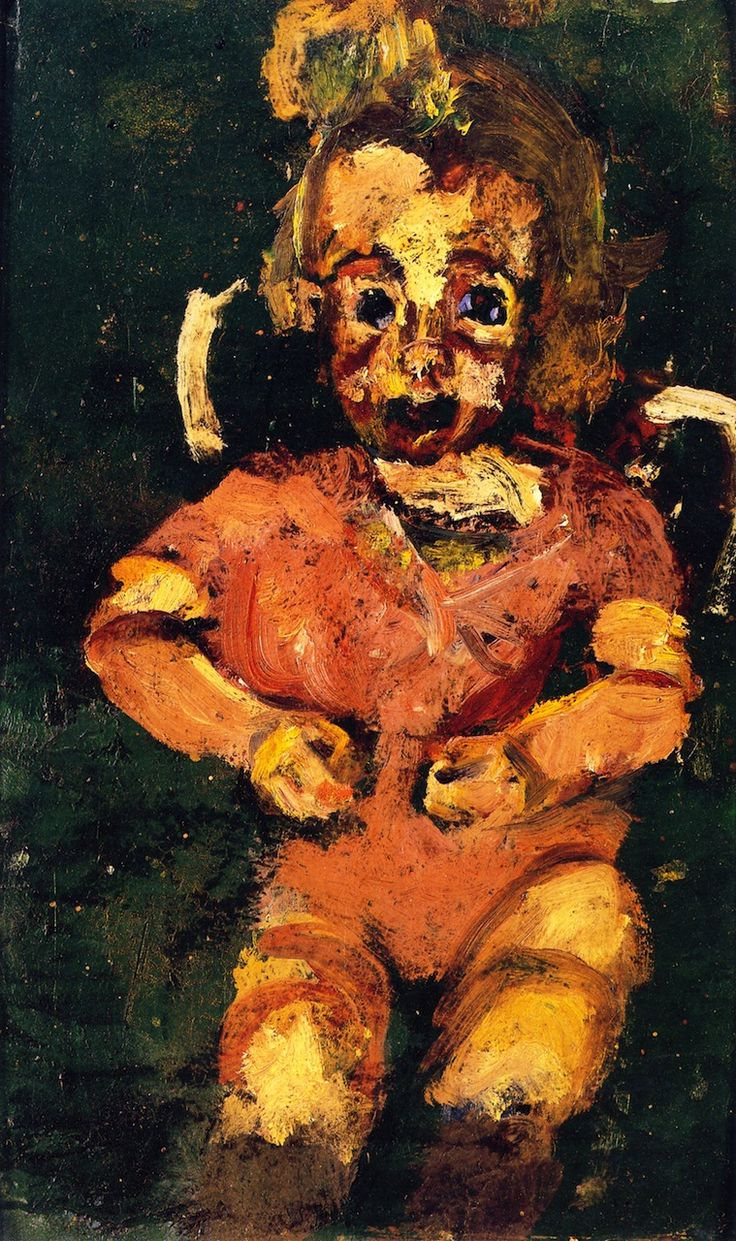 Child in Pink, 1937 / Chaim Soutine