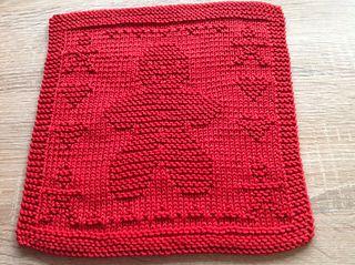 Elephant Washcloth Knitting Pattern : Alle Infos auf deutsch findet ihr bei CreaWelten ...