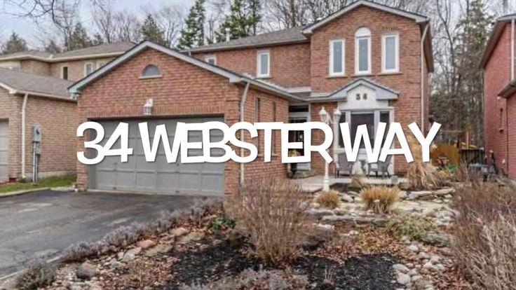 34 Webster Way Georgetown, Ontario
