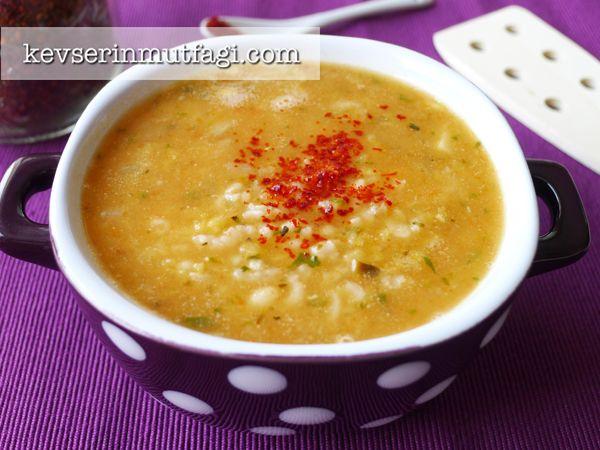 Ezogelin Çorbası Tarifi - Kevser'in Mutfağı - Yemek Tarifleri