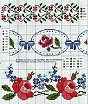 Мобильный LiveInternet Роза - королева цветов ...14схем для вышивки крестом | MerlettKA - © MerlettKA® ™ |