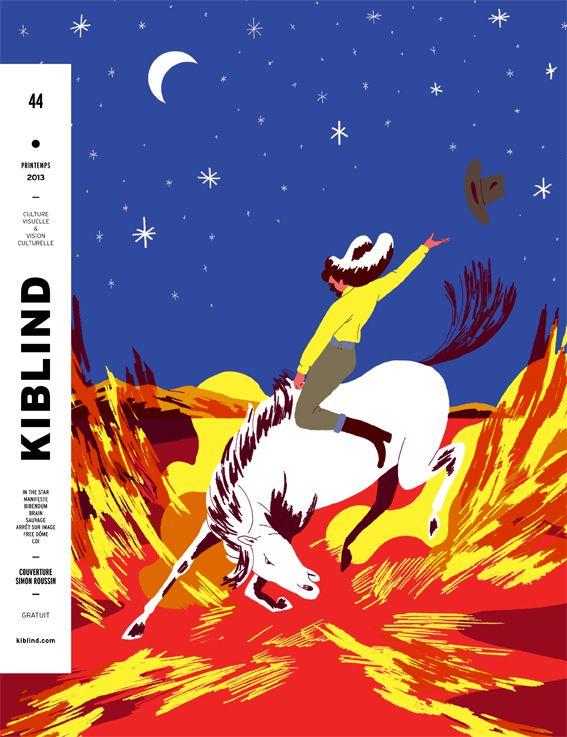Couverture de Kiblind  n° 44