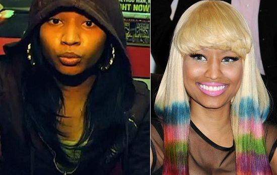 Nicki Minaj Before Surgery Nicki Minaj Before And After