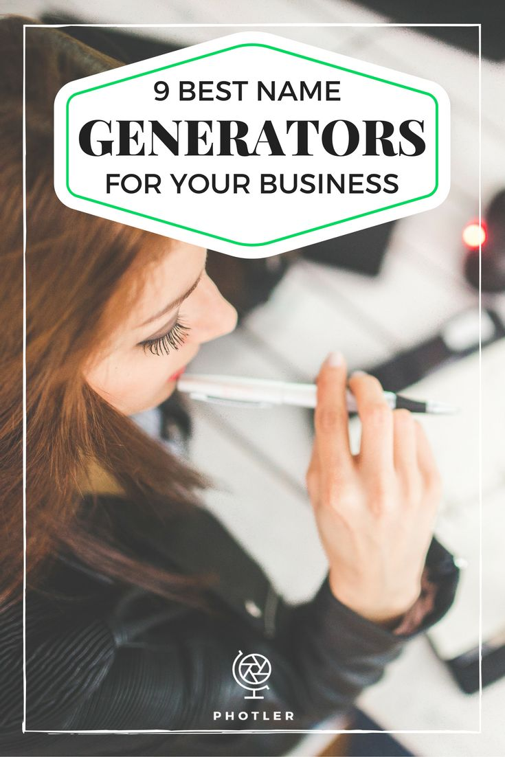 9 Best Name Generators For Your Business