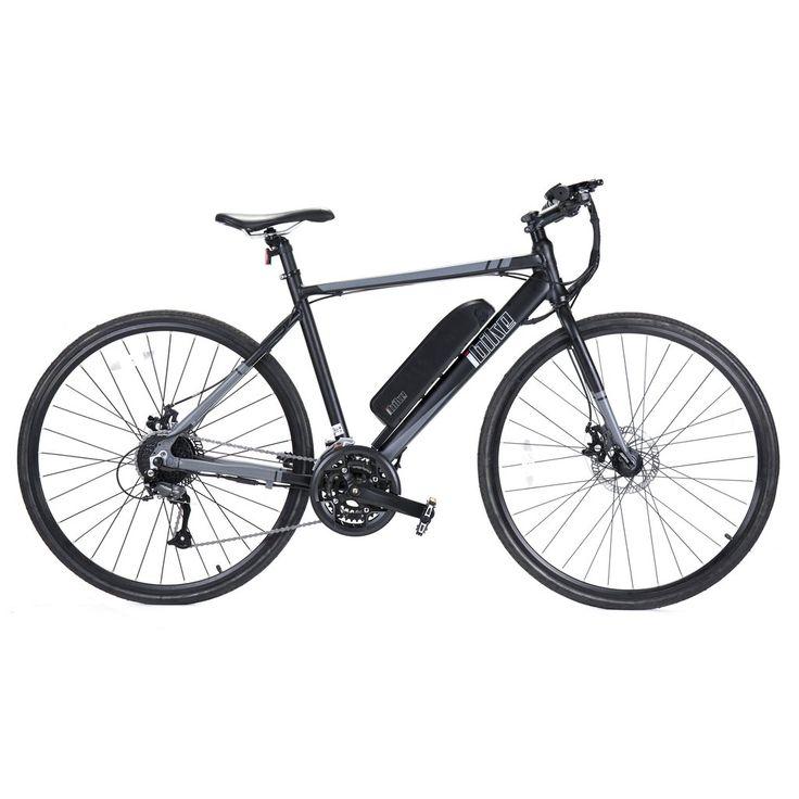 Crosstown Hybrid Electric Bike - Nero BLACK FRIDAY SALE