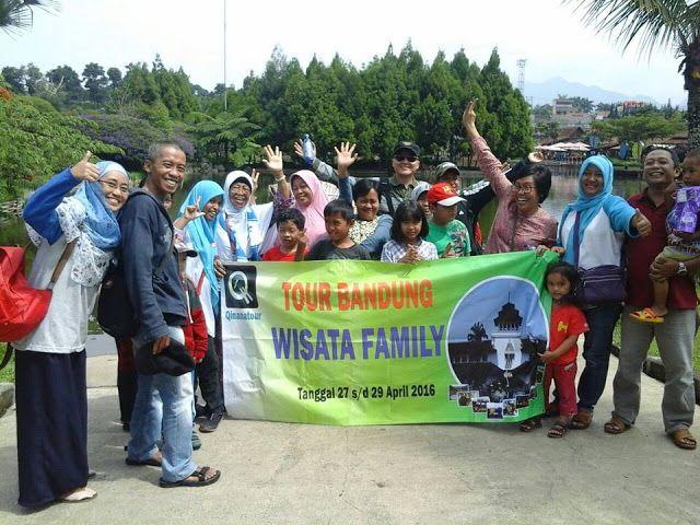 Wisata Family, Paket tour travel murah di Bandung