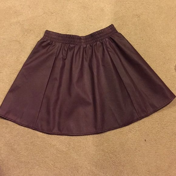 1000 ideas about leather skater skirts on