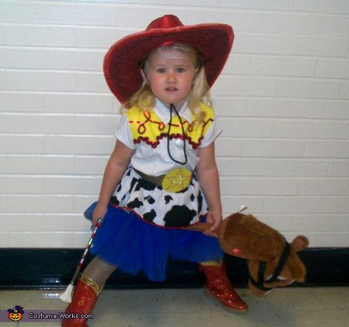 jessie from toy story costume - Toddler Jessie Halloween Costume