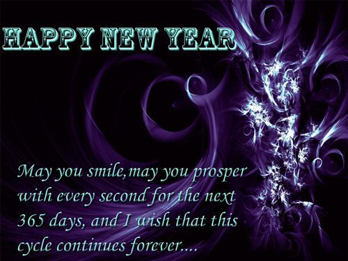 A beautiful way to wish everyone new year is #new_year_wishes