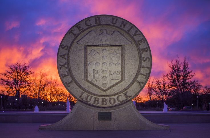 The beautiful Texas Tech University