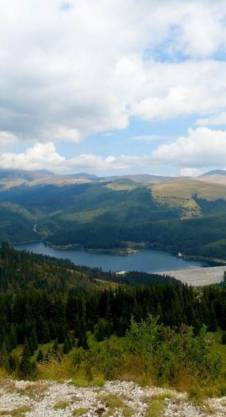 Beautiful View of Bolboci Lake in Bucegi Mountains, Romania | Discover Amazing Romania through 44 Spectacular Photos