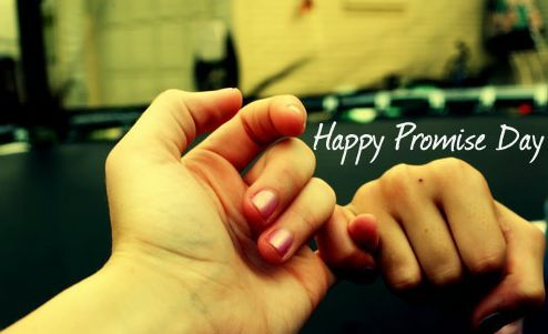 Happy Promise Day Image 2016