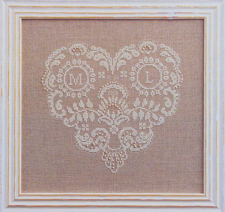 cross stitch wedding - Поиск в Google