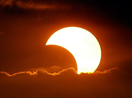 What Is The Solar Eclipse And Its Types