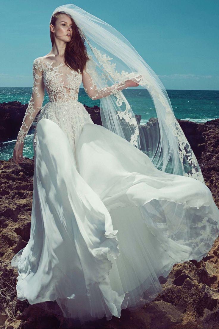 Mejores 103 imágenes de vestidos de novia en Pinterest | Vestidos de ...
