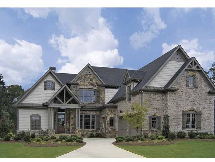 1319 best images about beautiful homes on pinterest for Atlanta craftsman homes