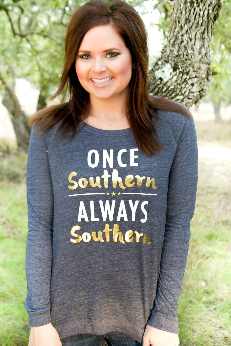 Once Southern - Always Southern