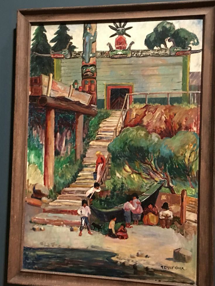 Emily Carr - National Gallery of Canada