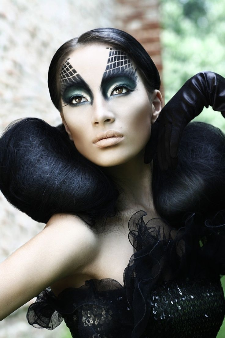 413 Best Images About Project: Body And Face Art On