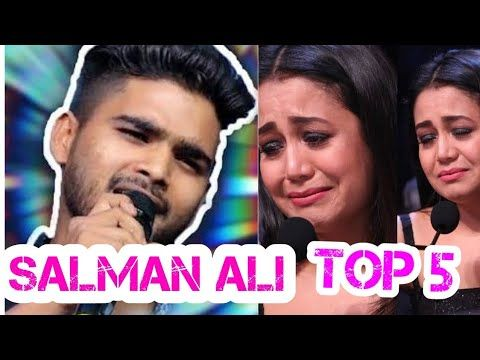 Best of Salman Ali Part 3 - Top 5 Performances of Salman Ali