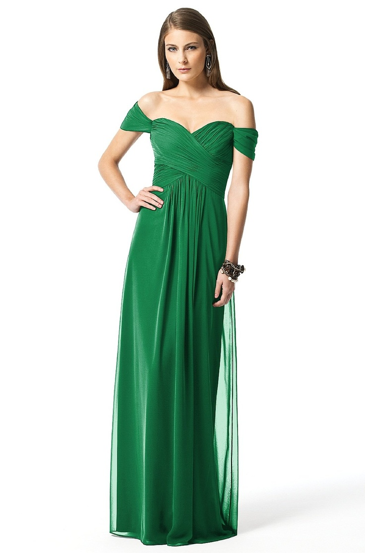 12 best wedding images on pinterest colors boyfriends and bride dessy 2844 bridesmaid dress in emerald green in chiffon ombrellifo Choice Image