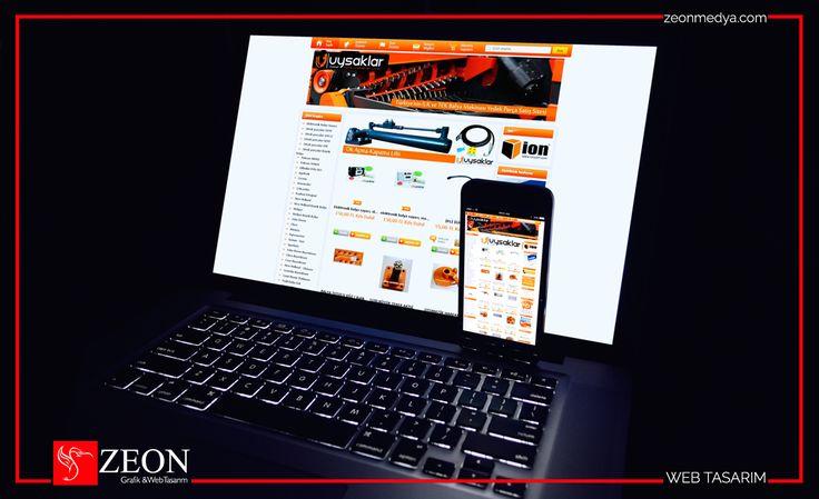 Zeon Medya | Uysaklar Web Tasarım