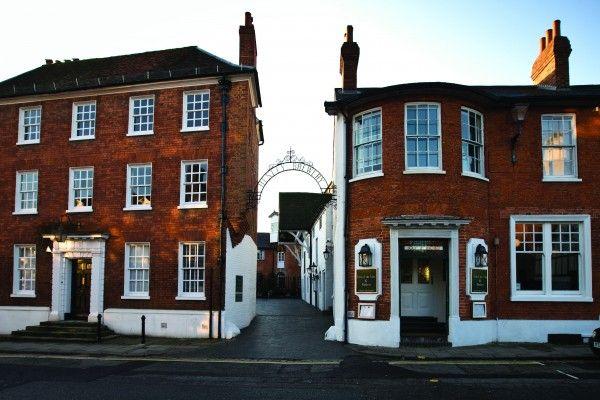 Hotel du Vin & Bistro Henley-on-Thames in Henley-on-Thames, Verenigd Koninkrijk