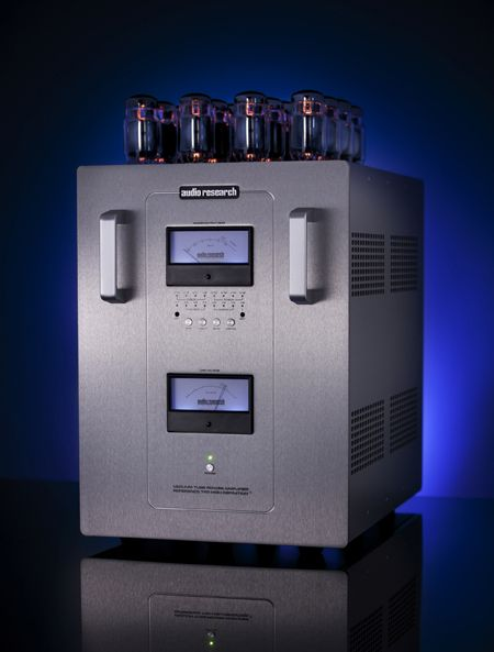 Audio Research Reference 750 monoblock amplifier