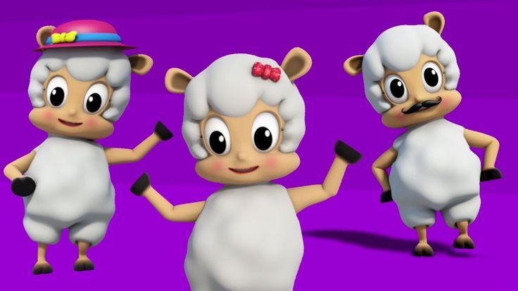 ovelha dedo Família   Rimas de berçário   Canção infantil   Toddlers Rhy...A família de dedo de ovelha sentir, você as crianças passam muito tempo na terra Farmees cantando e dançando para as rimas de berçário, e eles querem ser bons anfitriões para você bebês. Vocês, crianças, têm de participar também, e as ovelhas vão ensinar-lhe os passos para a dança. #FarmeesPortugues #Crianças #Sheepsfingerfamily #Préescolares #nurseryrhymes #kidsvideos #kidssongs #jardimdeinfancia #criançasrimas