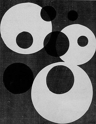 Fotoforma 1949 | Geraldo de Barros cópia única a partir de montagem com papel celofane prensado entre duas placas de vidro