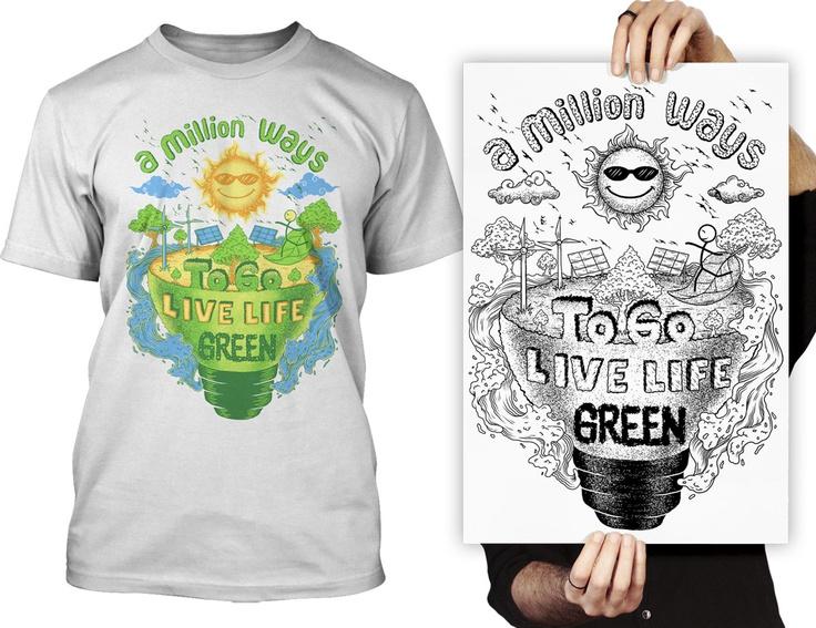 Live Life Green
