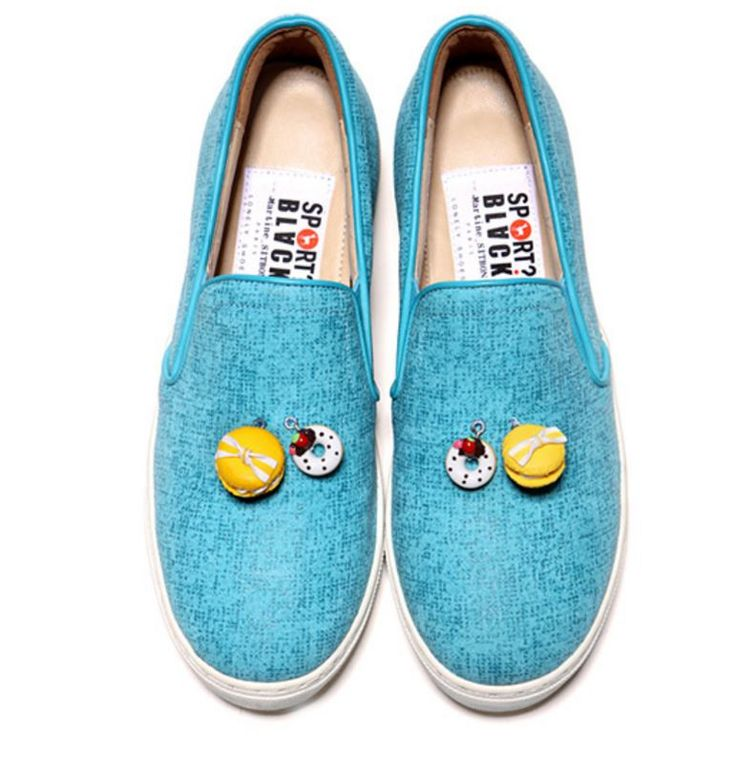 Macaroons Slip-on Shoes