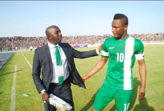 Why I Love Fanstastic Mikel Obi - Ex Super Eagles Coach Samson Siasia